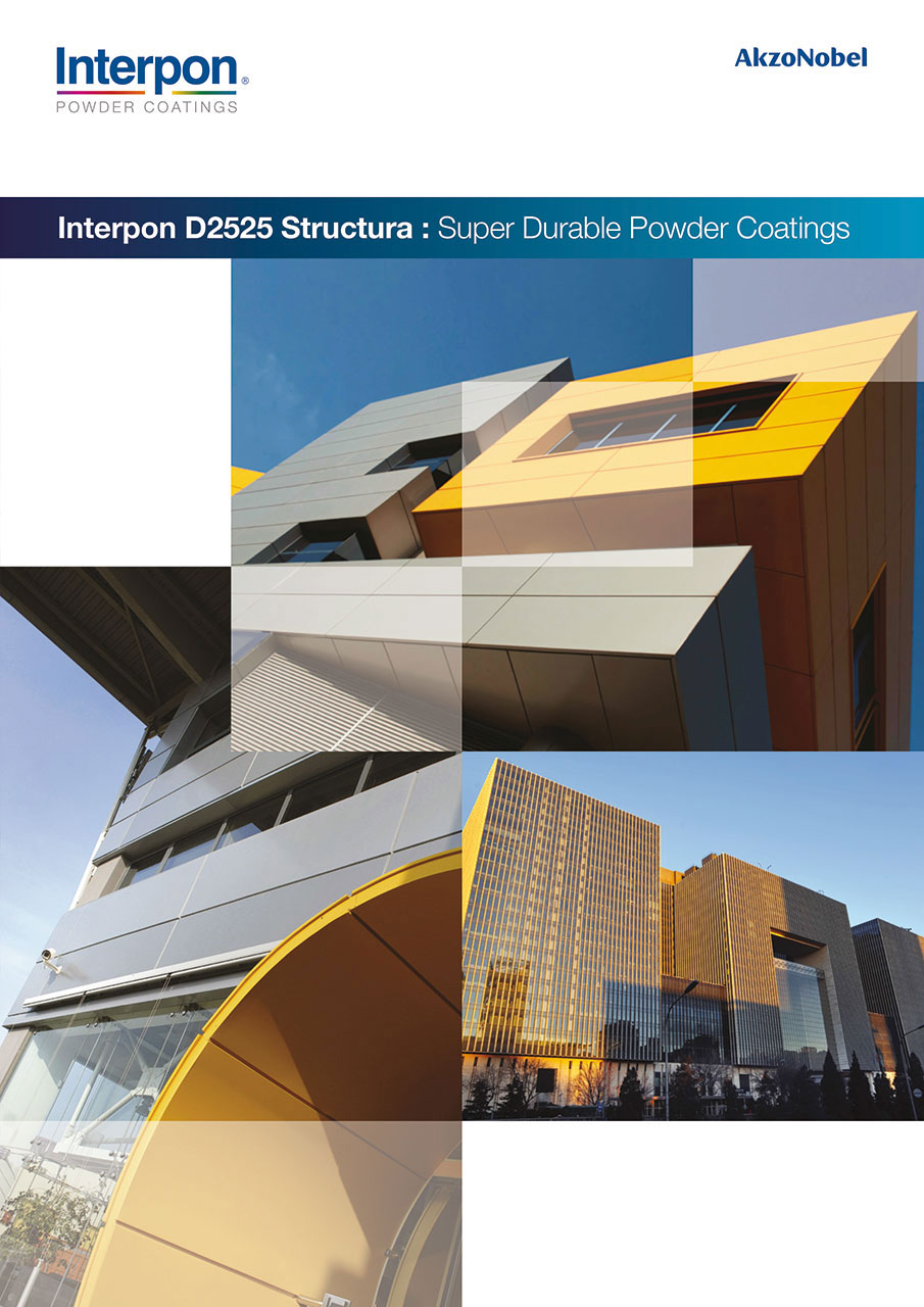 COLLECTION STRUCTURA INTERPON D2525